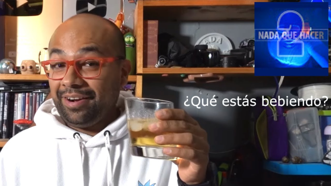 Aflojando con alcohol a Ricardo Muñoz de Nada que Hacer entrevista | NQUEH2