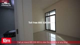 1 B/R Apt For Rent, Executive Bay, Business Bay - Dubai, UAE