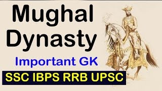 Mughal Empire General Knowledge (GK) Questions And answers || GK Adda