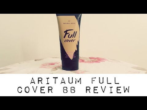 REVIEW: Aritaum Full Cover BB Cream (old version) thumbnail