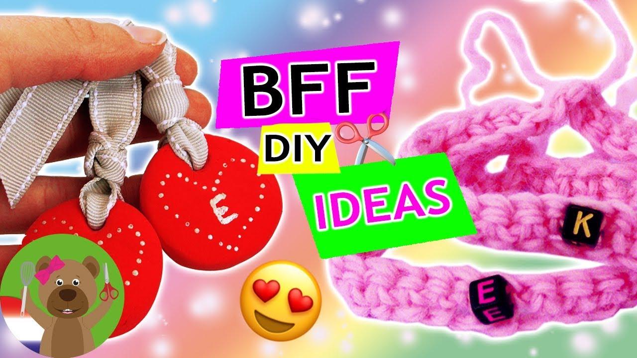 Fonkelnieuw DIY cadeau-ideeën voor je beste vriendin | Verrassingen voor je RX-31
