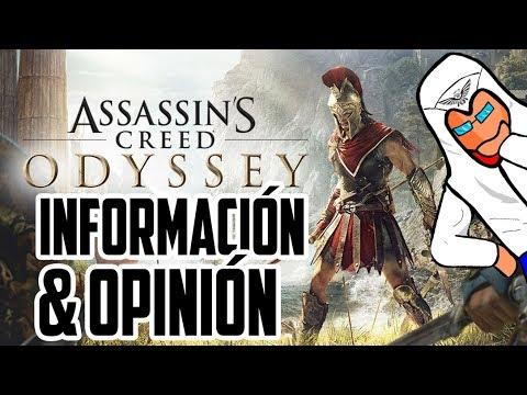 E3 2018 - Assassin´s Creed Odyssey - Información y Opinión