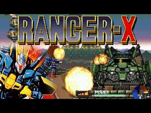 Ranger X (Sega