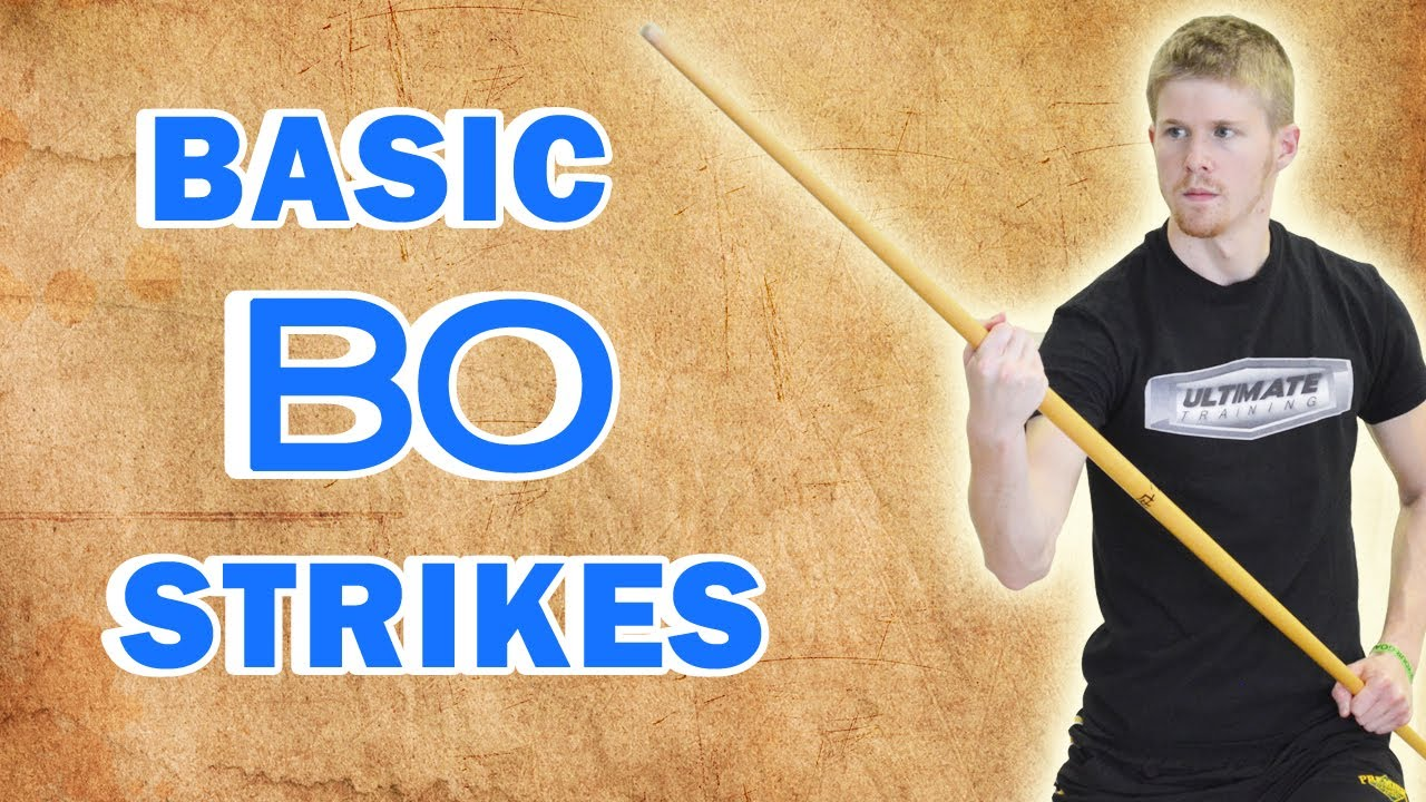 Download The Complete Beginner's Guide to Bo Staff: Basic Strikes