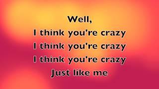 Crazy- Gnarls Barkley Lyrics (HD)