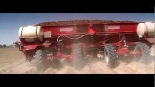 John Deere 8295R, 8310RT + Spudnik Planter 8080, 8060, 8040, Idaho USA