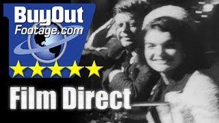 President John F. Kennedy Assassinated in Dallas 1963 FILM DIRECT