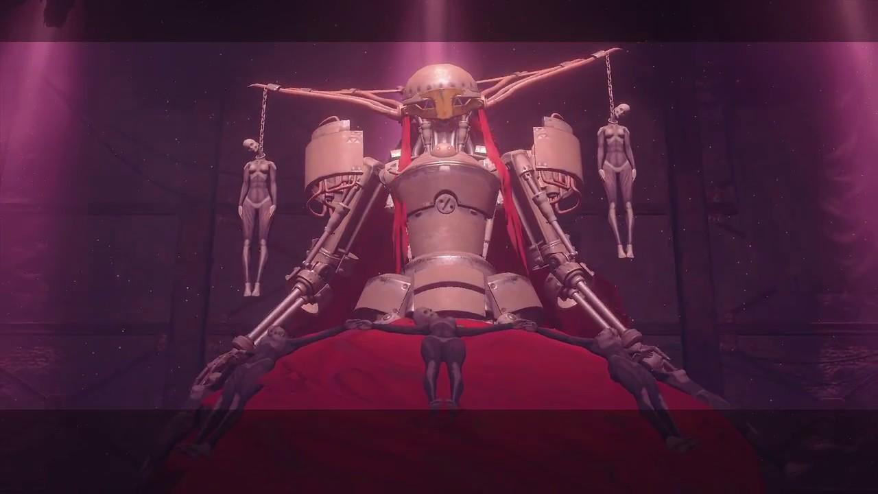 machine lifeform