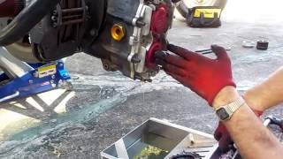 Changing Quick change gears in a Winters rear-end