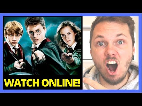 Watch Harry Potter Online! 😱 [HOW TO GUIDE]