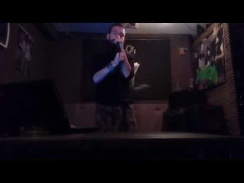 U2-with or without you,karaoke in Bar Error 404.