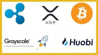 Ripple Employees on Bitcoin - Grayscale Investments Stellar Lumens - Huobi FSA License - Komid Jail
