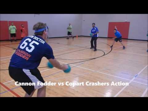 Dallas Dodgeball Summer 2016 League Week 4