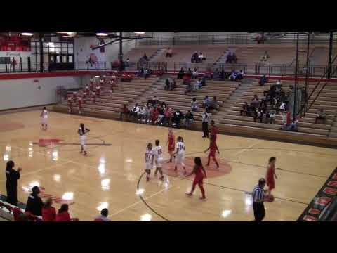 Tyler Collins 2018 PG Woodward Academy vs  Baldwin High School
