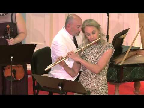 Bach, Orchestral Suite No. 2, V. Polonaise and Double, Bridgehampton Chamber Music Festival