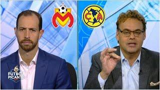'Para el América, Morelia va a ser más peligroso que Tigres': David Faitelson | Futbol Picante