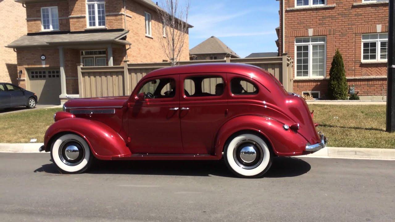 Suadag dodge 1938 youtube for 1935 dodge 4 door sedan