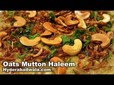 how to cook haleem at home