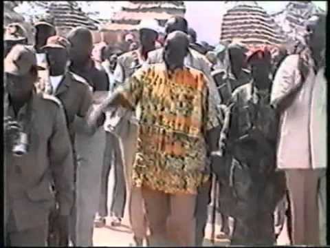 Dr. John Garang Speech about CPA in Abyei part one Section 1