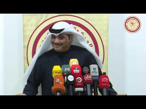 كلمة د. حمد الأنصاري من ندوة الحركة التقدمة الكويتية: -أنتم السبب-  - 12:01-2020 / 1 / 20