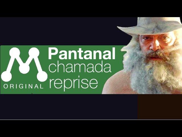Pantanal - Chamada da Reprise - 1998