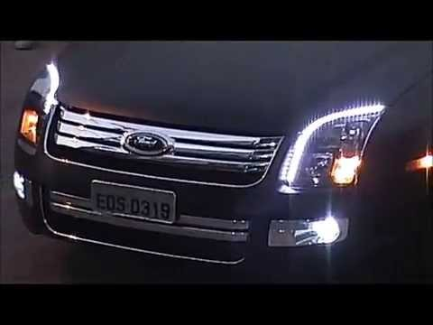 Ford Fusion Envelopamento Led Strip By Magaof Youtube