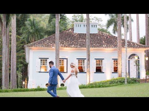 Casamento na Fazenda Vila Rica  Música para Casamento Coral e Orquestra na Cerimônia