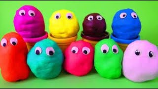 Magic EGGS DRAW Baby songs of color surprise eggs learn colors