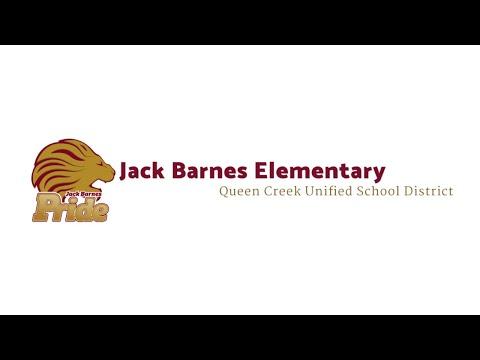 TIME TO ENROLL: Jack Barnes Elementary School