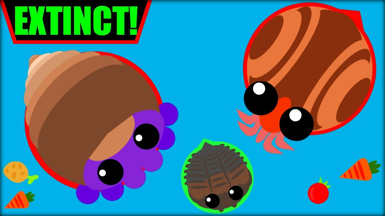 Mope Io Prehistoric Ocean Biome All Extinct Animal Ideas