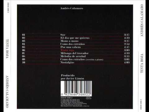 Andrés Calamaro - Tinta roja (Álbum completo) mp3