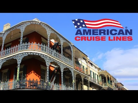 New Orleans Round Trip Cruise - American Cruise Lines