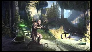 ESO: Flames of Forge and Fallen, combination to open doors (how to), Old Orsinium Public Dungeon