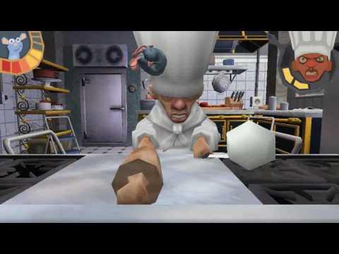 Ratatouille (PSP) Walkthrough