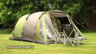 Coleman® Galileo 4 - Family Camping Tent