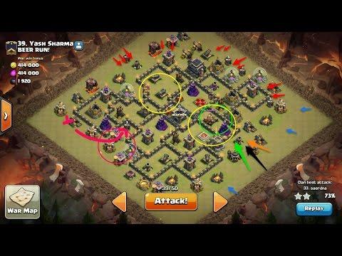 Clash of Clans | 3 Star @CoC Deutschland QW + GoVaHo