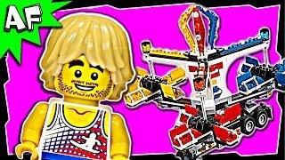 Lego City Fairground Mixer 10244 Expert Creator Stop Motion Build Review