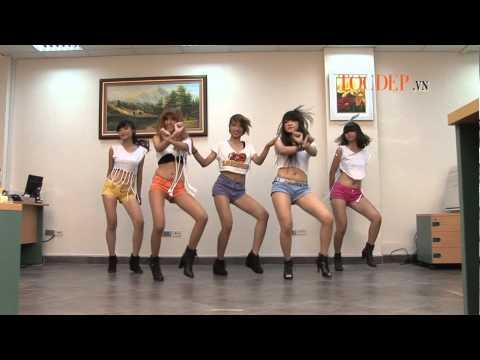 PSY싸이 - GANGNAM STYLE (강남스타일) L.Y.N.T ver from Tocdep.vn