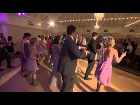 Footloose Wedding Party
