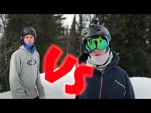 Game Of Skate   Sebastian VS Benjamin