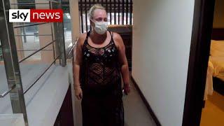 Coronavirus: Britons stuck in Thailand