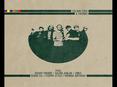 Colour Code & Friends Riddim [Promo Mix Nov. 2015 ] #Root Veg Records  By DJ O. ZION