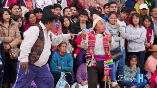 WANKAS DE LA RISA -  CHOLO  VICTOR Y ARCADIO 2018 (3 de 5) ✅ᴴᴰ✓