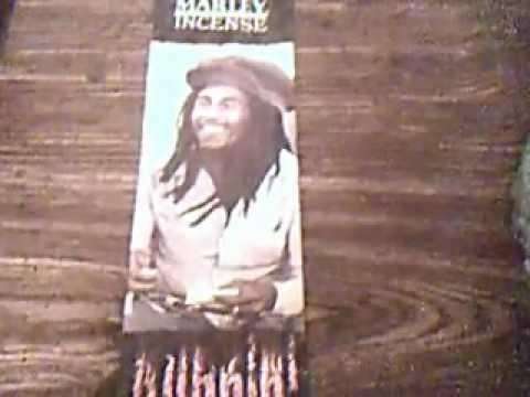 Bob Marley- incense