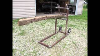 Branch Saw Horse 4