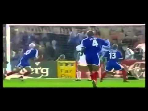 David Trezeguet goal