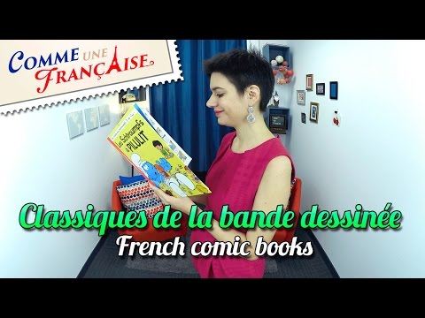 French Comic Books