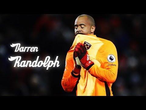 Darren Randolph  ● Best Saves ● 2017 |West Ham United|| HD 720p