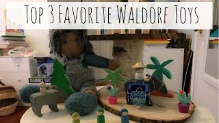 Top 3 Favorite Waldorf Toys   Open Ended Toys