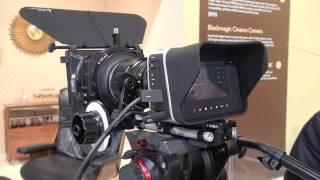 Nueva Blackmagic Cinema Camera 4k